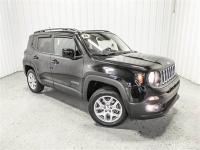 CARFAX One-Owner. 2016 Jeep Renegade Latitude Black