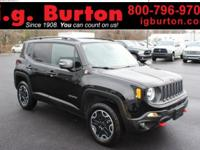 2016 Jeep Renegade Trailhawk ***THIS VEHICLE IS