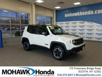 Recent Arrival! This 2016 Jeep Renegade Trailhawk in
