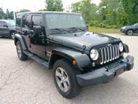 2016 Jeep Wrangler Unlimited Sahara  3.21 Rear Axle