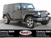 * One Owner * Clean Carfax * 2016 Jeep Wrangler