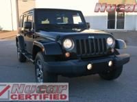 Priced below KBB Fair Purchase Price! This 2016 Jeep