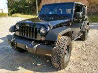 Super nice 2016 Jeep Wrangler Unlimited with only 25k