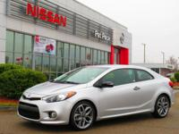 We are excited to offer this 2016 Kia Forte Koup. This