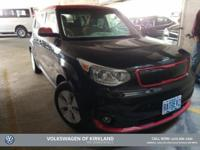 2016 Kia Soul EV Plus FWD 109 hp AC Electric Motor