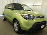 This 2016 Kia Soul Base comes FULLY INSPECTED, SERVICED