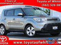 Take a look at this recently arrived 2016 Kia Soul with