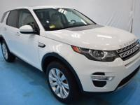 2016 Land Rover Discovery Sport HSE Luxury Fuji