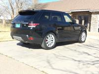 This Range Rover Sport Supercharged is absolutely