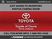 Clean CARFAX.Toyota of Clovis #1 Import Dealer 2019