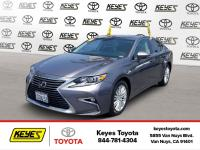 2016 Lexus ES 350 CARFAX One-Owner. Clean CARFAX. Black