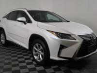 Certified. White 2016 Lexus RX 350 AWD 8-Speed