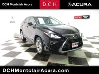 DCH VALUE CERTIFIED Lexus QUALITY, ONE OWNER, BACK-UP