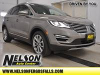2016 Lincoln MKC Select Luxe Metallic Odometer is 16538