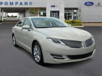Pompano Ford Lincoln is proud to offer this