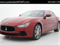 ***2016 MASERATI GHIBLI****ONLY 25,651 MILES!!!***CLEAN
