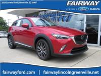 CARFAX One-Owner. 2016 Mazda CX-3 Grand Touring soul