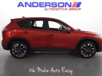 CERTIFIED PRE OWNED!! CALL ANDERSON NISSAN MAZDA AT