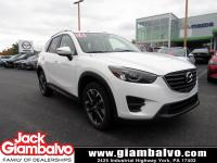 2016 MAZDA CX-5 GRAND TOURING ..... ONE LOCAL OWNER