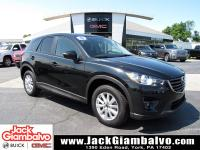 PRICE REDUCED!Jet Black Mica 2016 Mazda CX-5 Touring
