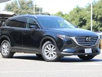 CARFAX One-Owner. Jet Black Mica 2016 Mazda CX-9