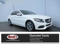 This Certified Pre-Owned 2016 Mercedes-Benz C-Class C