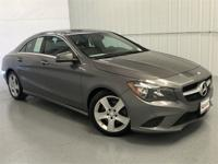 Mountain Gray Metallic 2016 Mercedes-Benz CLA CLA 250