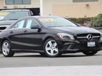 CARFAX One-Owner. Black 2016 Mercedes-Benz CLA CLA 250