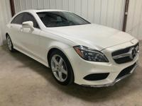 Check out this gently-used 2016 Mercedes-Benz CLS550 we