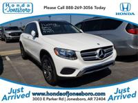 Clean CARFAX. White 2016 Mercedes-Benz GLC GLC 300 RWD