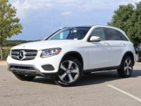 2016 Mercedes-Benz GLC 300 CARFAX One-Owner. 4-Wheel