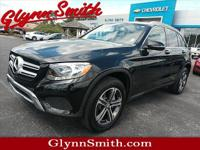 This Black 2016 Mercedes-Benz GLC GLC 300 might be just