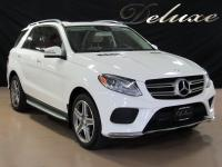 *2016 Mercedes-Benz GLE 350 4MATIC,* Polar White
