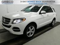 Recent Arrival! 2016 Mercedes-Benz GLE 350 White CARFAX