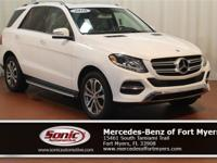 This 2016 Mercedes-Benz GLE 350 comes loaded with