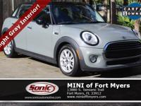 This 2016 MINI Cooper Hardtop comes well-equipped with