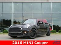 Text Sales Manager Eric Hedges @    This 2016 Mini