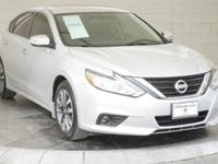 Priced below KBB Fair Purchase Price!Silver 2016 Nissan