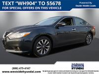 Used 2016 Nissan Altima 2.5 SV in Storm Blue, ** 4cyl -
