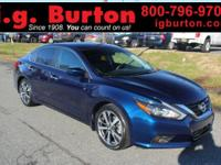 2016 Nissan Altima 3.5 SR ***THIS VEHICLE IS SCHEDULED