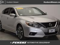 PRE-CERTIFIED, Altima 2.5 SR, 4D Sedan, Gray.Priced