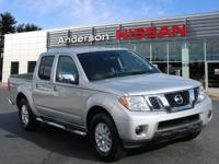Recent Arrival! 2016 Nissan Frontier Brilliant Silver