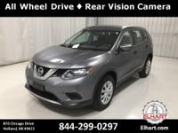 2016 Nissan Rogue S ALL WHEEL DRIVE**NISSAN CERTIFIED