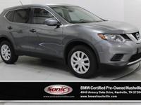 This 2016 Nissan Rogue S (***ONE OWNER, CLEAN
