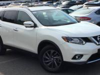 This Economy Certified 2016 Nissan Rogue SL Comes with
