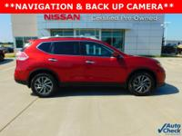 **AUTOCHECK 1 OWNER**, **NAVIGATION**, **MOONROOF**,