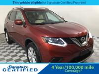 2016 Nissan Rogue SV Recent Arrival! CARFAX One-Owner.