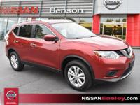 CARFAX One-Owner. Clean CARFAX. Cayenne Red 2016 Nissan