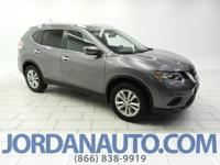 CARFAX One-Owner. 2016 Nissan Rogue SV 4D Sport Utility