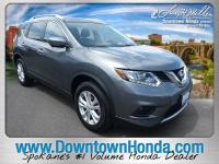 This 2016 Nissan Rogue SV is proudly offered by LHM